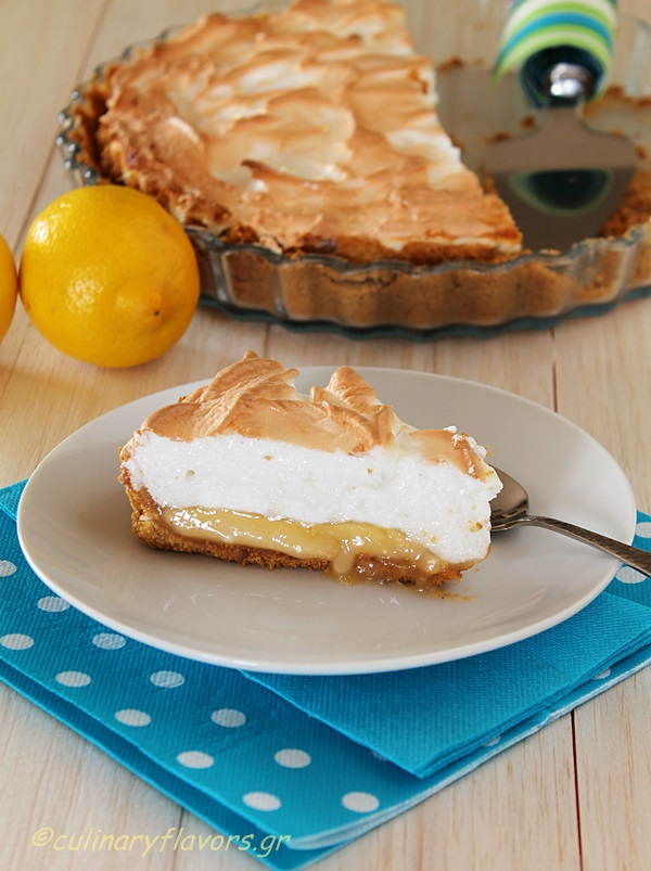 Lemon Pie the Easy Way