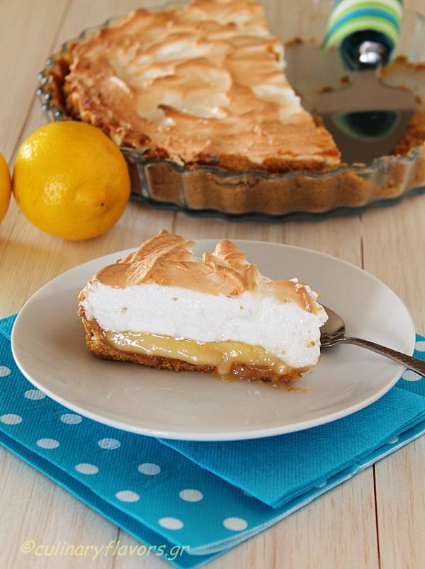 Lemon Pie the Easy Way