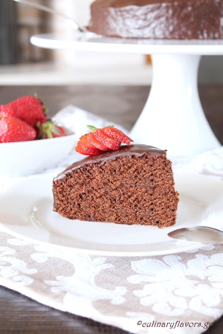 Very Chocolate Cake