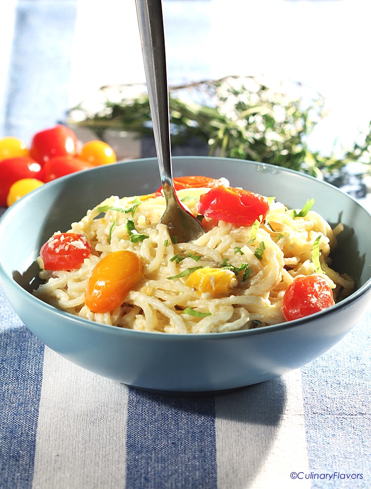 Quick and Easy Weeknight Pasta