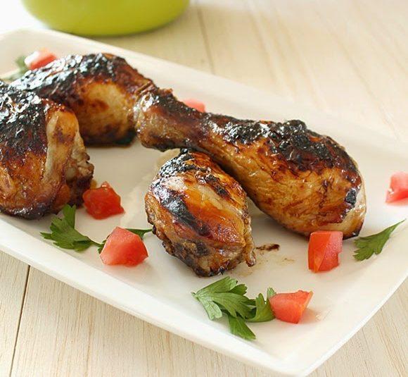 Quick Meals Part 3: Balsamic Chicken Drumettes