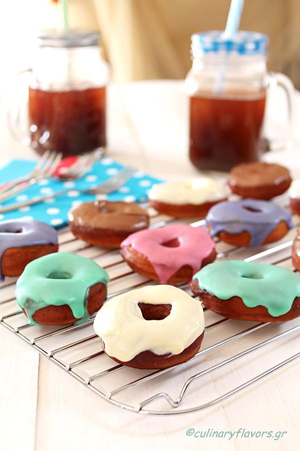 Sweet Bread Donuts or Tsounuts