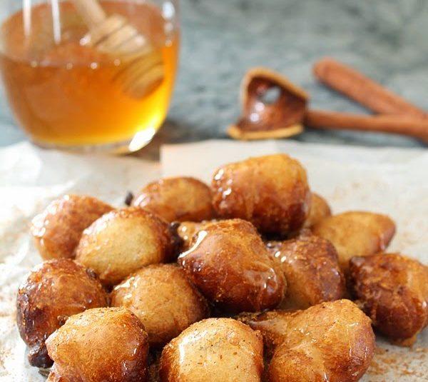 Loukoumades (Greek Doughnuts)